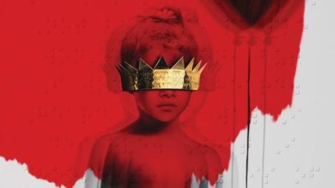 Rihanna is ANTIdiaRy