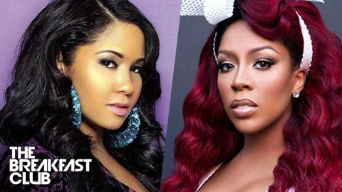 "K.Michelle: ""Your a Woman, Yee!"""
