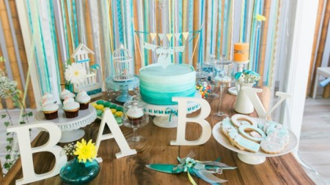 Baby Shower Fever in Hollywood