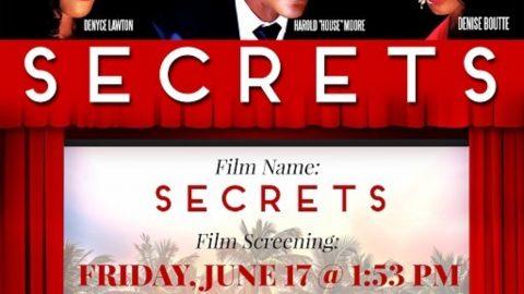 Secrets Movie Premiere