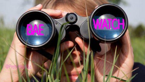 Grab your binoculars…