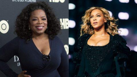 Beyonce VS Oprah !