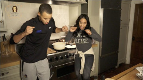 The Curry's #MannequinChallenge !