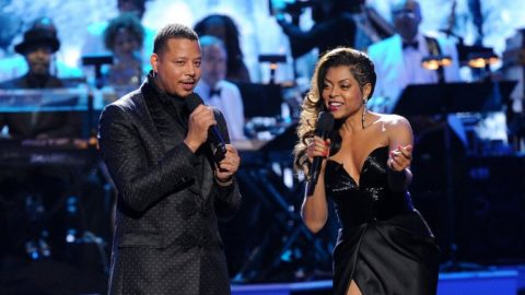 Taraji P Henson Hosts the FOX Holiday Special for the Second Time in a Row !