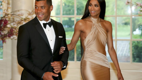 Ciara is having a #BabyRussell !