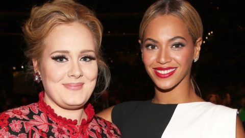 Beyonce & Adele Perform At Grammy's?