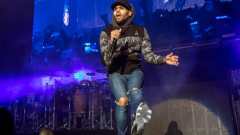 Chris Brown Announces Tour and New Single!!