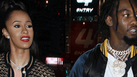 """Cardi B Breaks Up With Offset For Charging Her for """"Lick"""" Verse Feature!"""