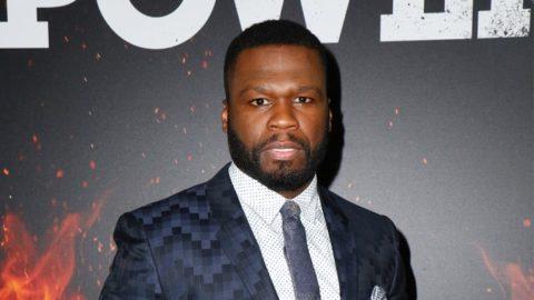 50 Cent vs Starz