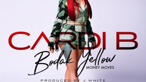 "Cardi B ""Bodak Yellow"" Reaches Top 10 And Breaks Female MC Record !"