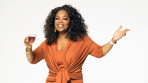 Oprah Not Being Able To Accept Herself At 200lbs