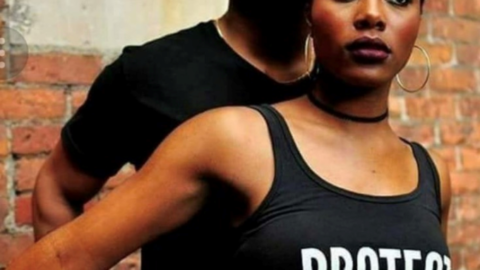 Should A Woman Protect Her Man Or Should It Always Be Vice Versa