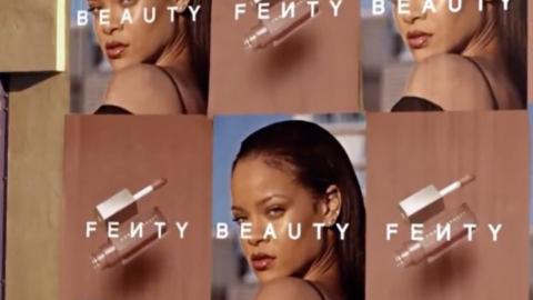 Rihanna Reveals Fenty Beauty Line