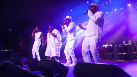 Music Monday: Dru Hills Anniversary All White Event In Charlotte