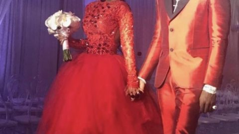 Hip Hop Love Story- Gucci and Keyshia Tie The Knot 10/17/17