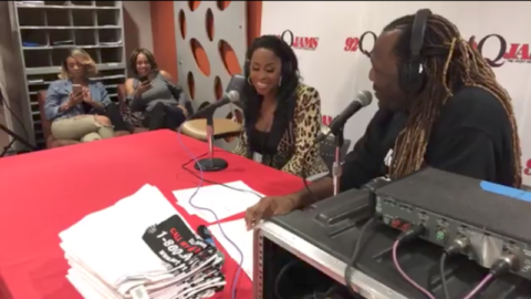 Remy Ma Talks About New Music With Lil Kim, Chris Brown, & MORE In Recent Interview!