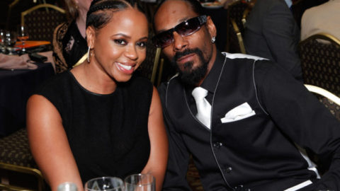 "Snoop Dogg shares his thoughts on how a ""wife"" can be influential in your life"