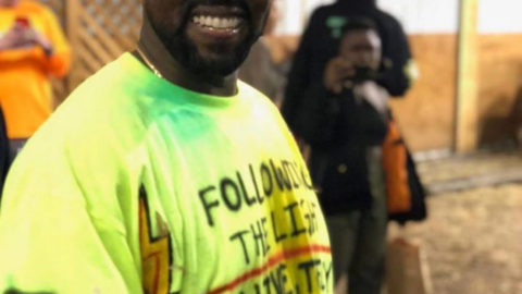 Kanye's Wild, Wild, West Album Release Party