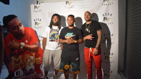 TJ's Dj's Hosts Mal Forte's Ignorance & Bliss Listening Session W/ DJ Envy