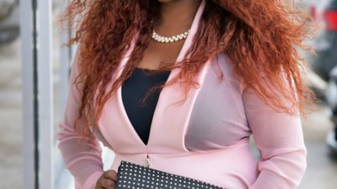 Handbags & Hi Fives: A Quick Chat With Dennisha Mcthay