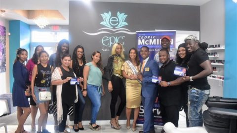 The Power of the Woman Vote Hosted by Cedric Mcminn & Elizabeth Garcia