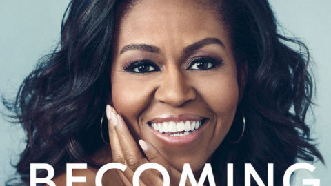 Forever First Lady Michelle Obama Kicks Off Her Book Tour