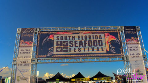 South Florida Kicks Off Stone Crab Season at the South Florida Seafood Festival