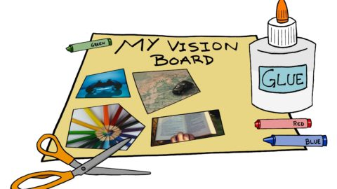 What is Your Vision Board Say For 2019
