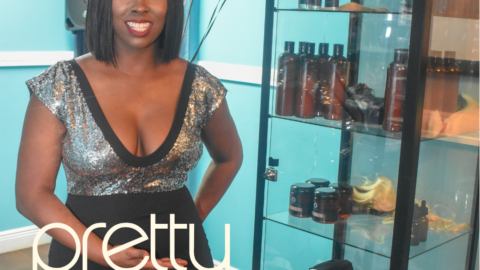 Hair Goddess Boutique Owner Celebrates a Hair Care Launch & a Birthday W/ a Soiree!