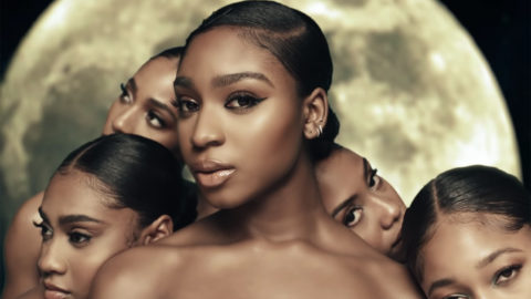 """Normani & 6lack Make """"Waves"""" With New Video"""