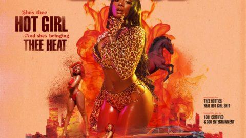"""Hot Girl Meg Sets Summer Mood with """"Fever"""""""