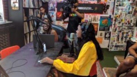 "Keymah Renee Stops at Jolt Radio To Discuss Latest Single  ""Not Enough"""