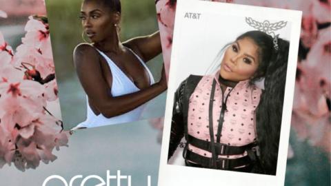 Queen Behavior: Kash Doll & Lil Kim Squash Their Beef