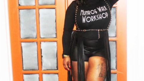 Walking In Heels With The Munroe Workshop