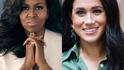 Michelle Obama & Meghan Markle team up for Girl Up 2020!