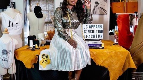 Meet Miss Lenese Calleea: Black Owner of the LC Apparel Consulting Services