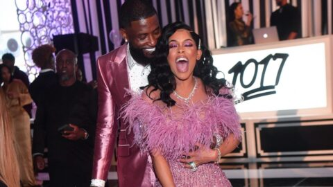 Keyshia Ka'oir and Gucci Mane announce they are expecting their first child together!