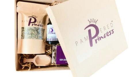 Beauty Tip Tuesday's: Black-Owned Beauty and wellness line Pampered Princess