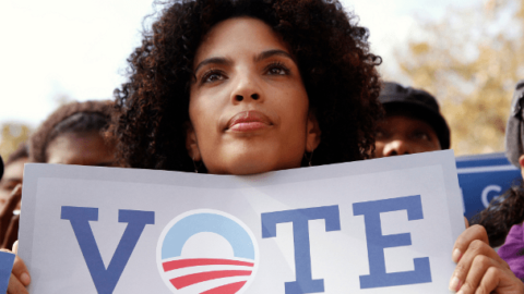 Let's Not Forget How Important the Black Vote Is