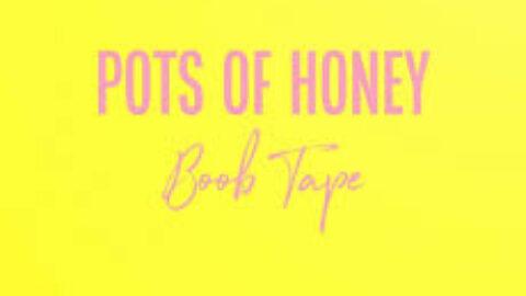 Beauty Tip Tuesday :Pots Of Honey Boob Tape