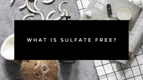 What Is Sulfate Free